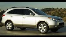 Hyundai lança o ix55 em Portugal - Modelo é o SUV Veracruz no Brasil
