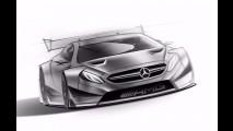 Mercedes AMG C63 DTM Aracı Eskizleri Yayınlandı
