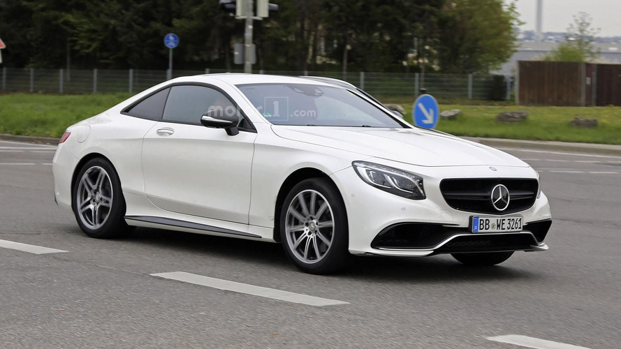 Mysterious Mercedes test mule spied, could be the next SL