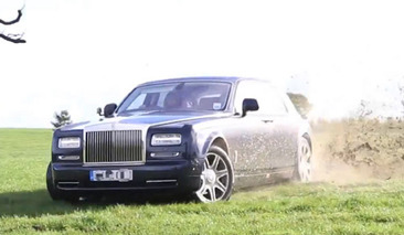 How to Properly Joyride a Rolls-Royce