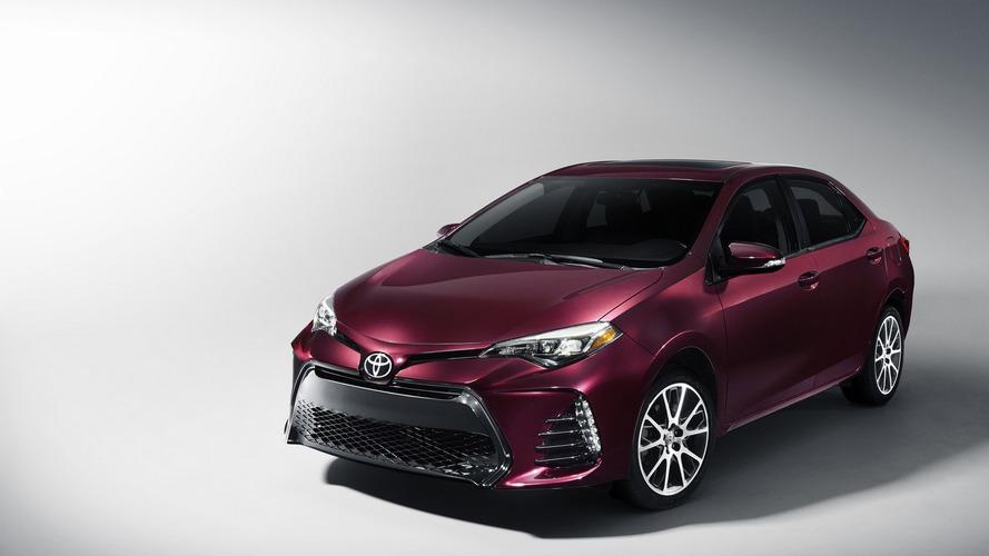 Toyota Corolla Special Edition EUA
