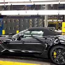 GM CEO Mary Barra Ordered a Murdered-Out Corvette Z06