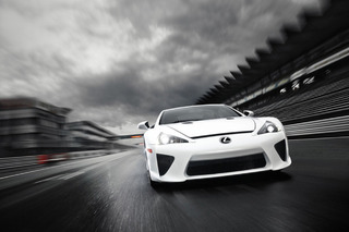 Lexus LFA Successor is Definitely Happening