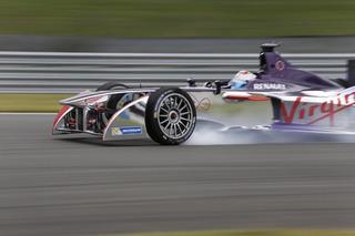 Formula E Electric Championship Now Has Motor Shows