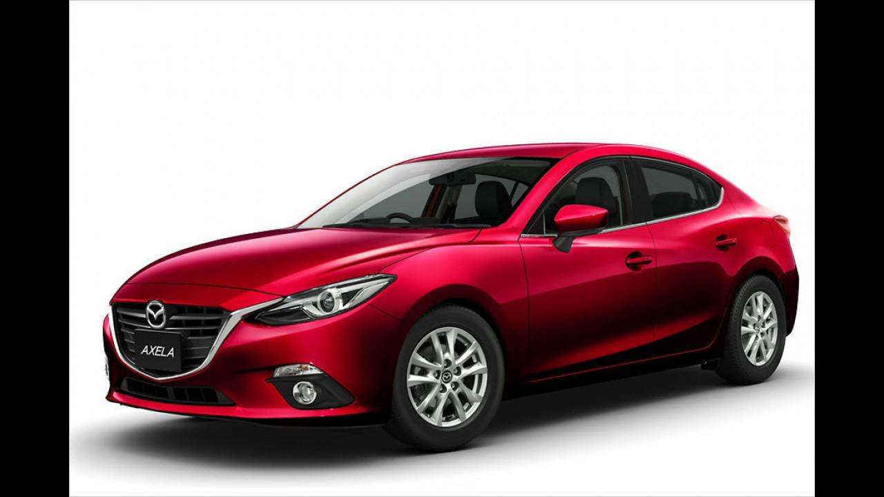 Mazda 3 Hybrid