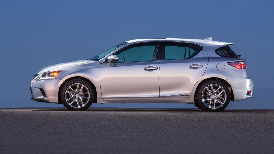 Lexus CT200h Cancelled In U.S. At End Of Life Cycle