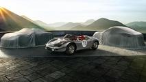 Porsche 718 teaser