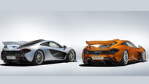 First and last McLaren P1