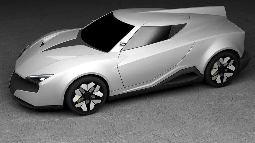 Mean Metal Motors previews India's first supercar
