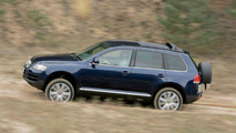 New VW Touareg V6 TDI