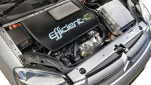 PSA Peugeot Citroen Efficient-C Full-Hybrid Diesel Prototype