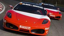 Ferrari F430 Challenge Comes to Silverstone