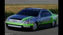 Ford Fusion Hydrogen 999 Speed Record