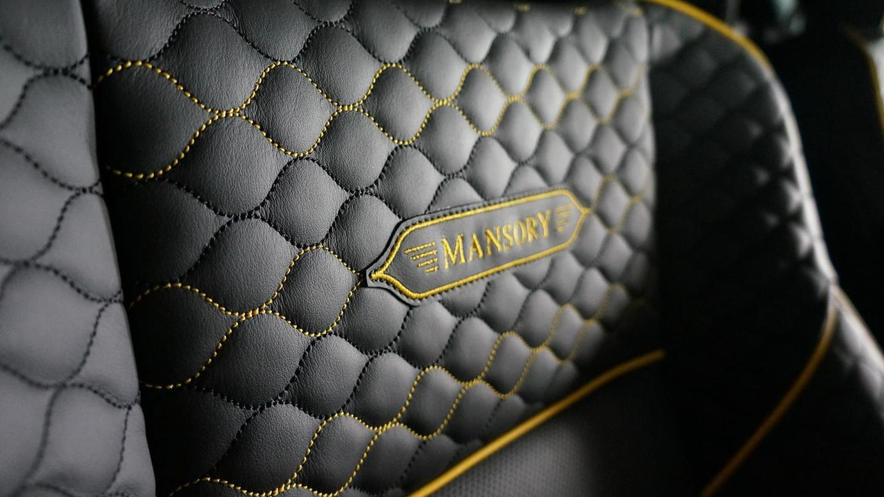 mansory gronos based on mercedes benz g63g65 amg