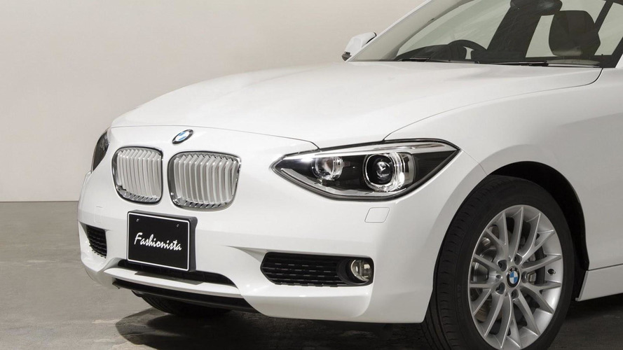 BMW 116i Fashionista is a limited edition for Japan