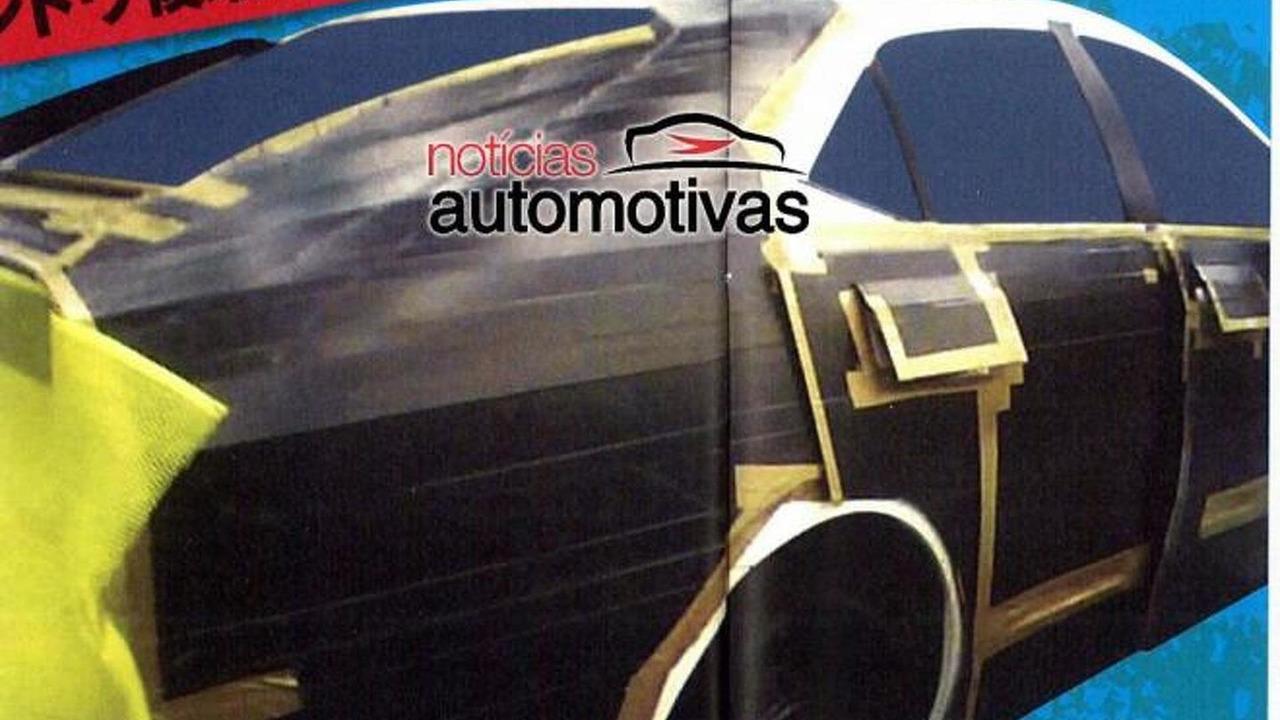 2014 Toyota Corolla brochure leak / Noticias Automotivas