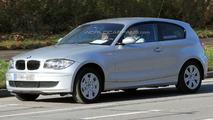 BMW 1-Series Hybrid Test Vehicle