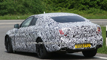 Jaguar XJ Prototype Disguised as BMW