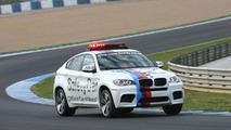 BMW X6 M Safety Car at Qatar MotoGP