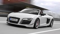 Audi R8 GT Spyder Rendering