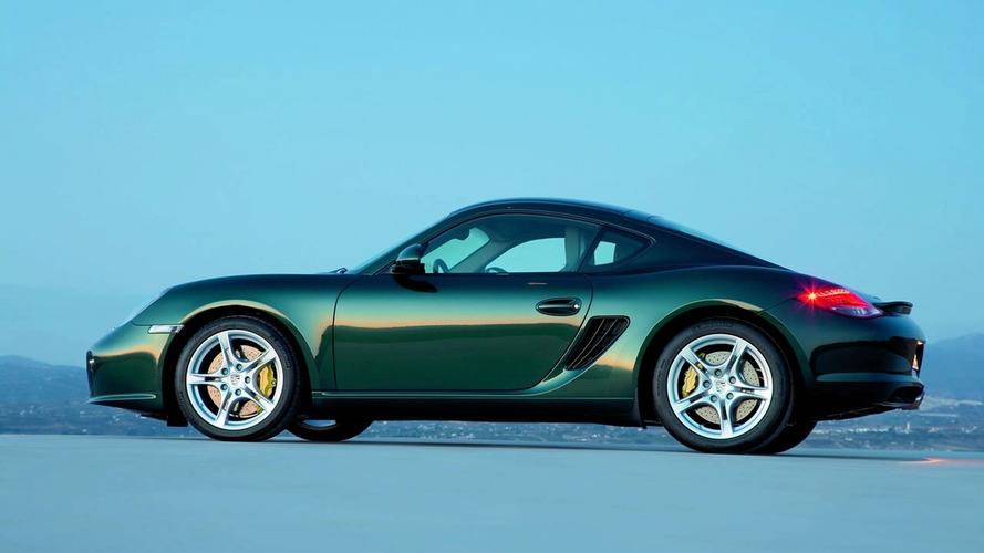 New Porsche Cayman Video