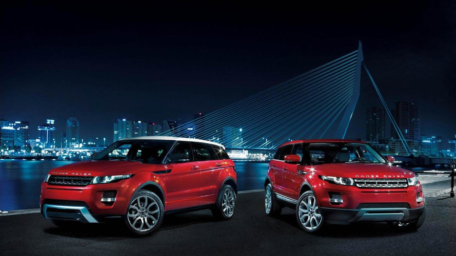 Range Rover Evoque pricing announced (UK & Germany)