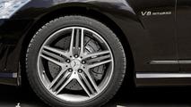 2011 Mercedes S63 AMG gets new 5.5 liter V8 biturbo engine - in detail
