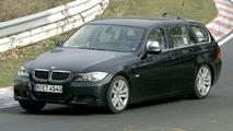 SPY PHOTOS: BMW 3-Series Facelift