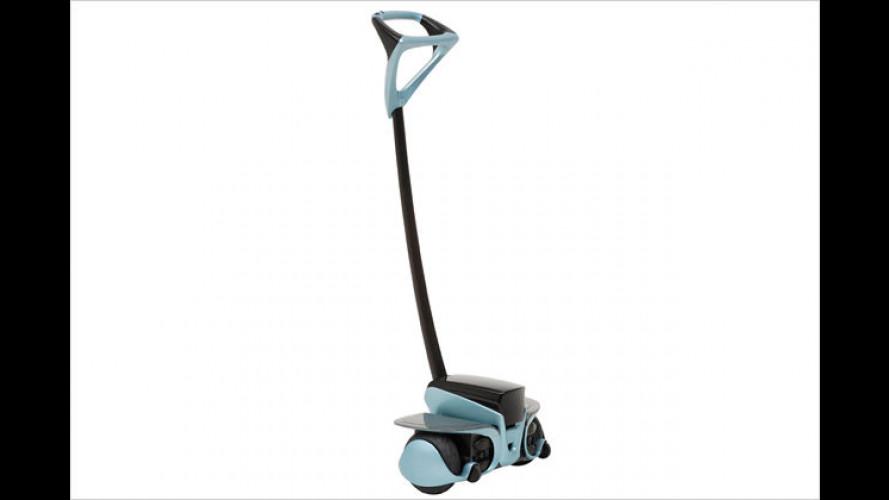 Toyota Winglet: Konkurrenz für den Segway-Einmannroller