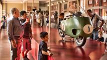 Moto Guzzi jornada de puertas abiertas en Madello