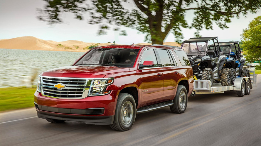 Chevy Launches Two-Row Tahoe Custom, Lowers Price to $45K