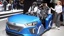 Hyundai Ioniq vr simulator