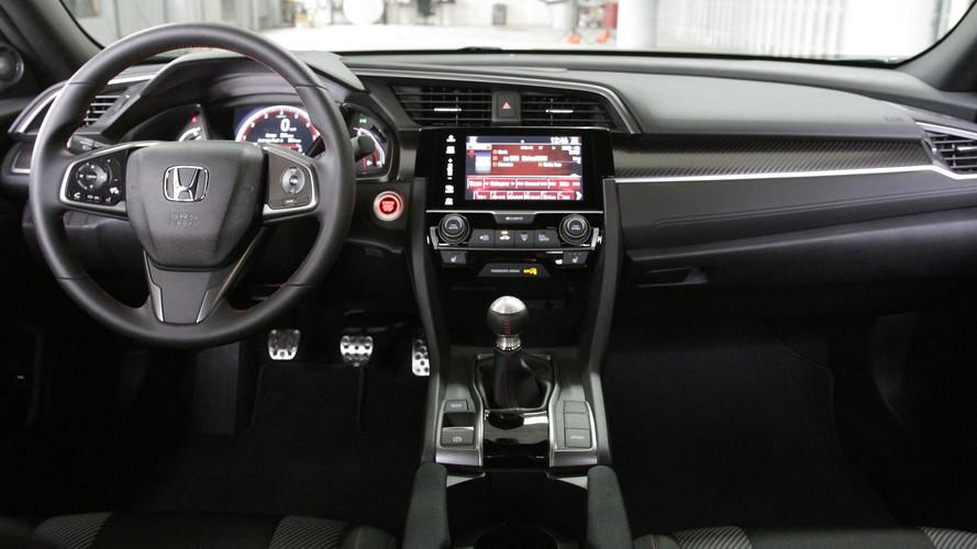 Honda civic concept 2017 interior for Hyundai elantra sport interior
