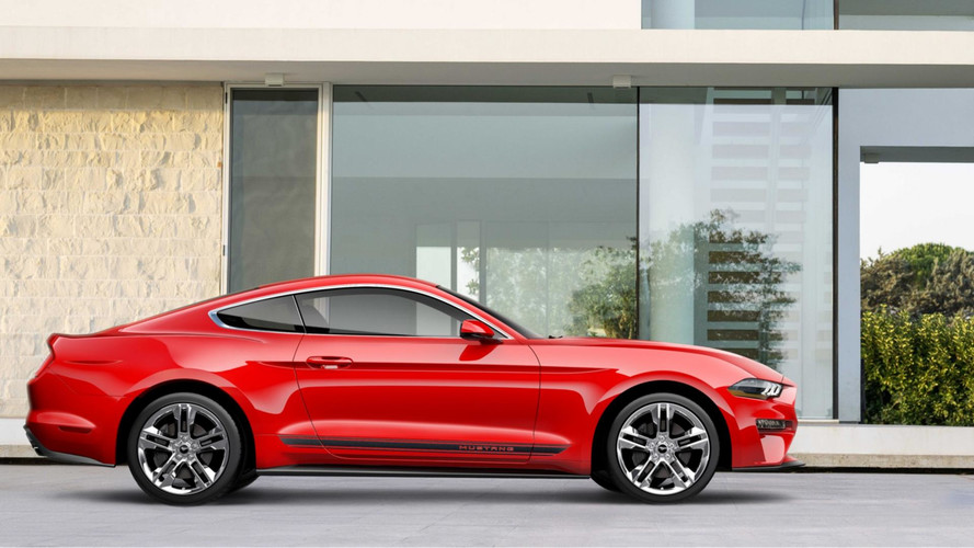 2018 Ford Mustang + Pony Package