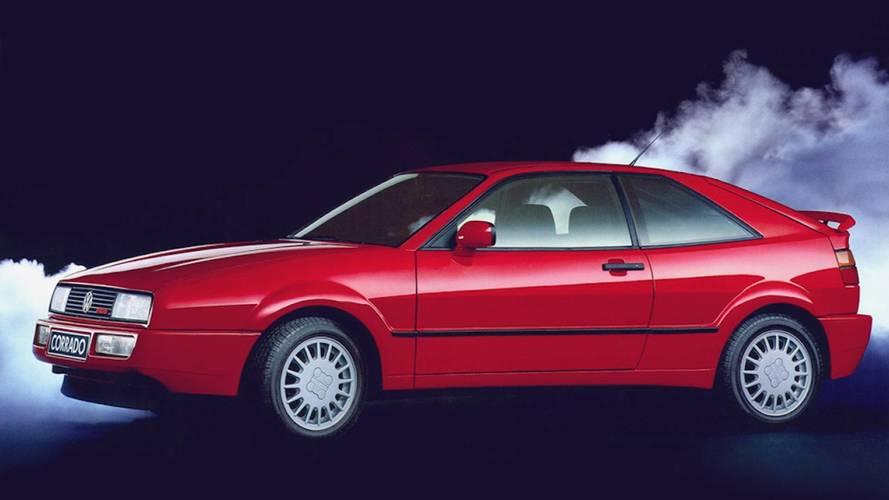 Clásicos populares: Volkswagen Corrado