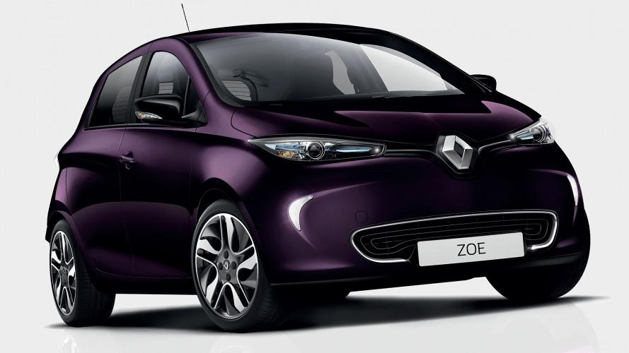 Renault Zoe MY2018, c'è il motore da 108 CV