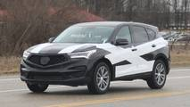 2019 Acura RDX Spy Photos
