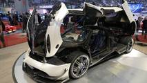 How much does a Pagani cost?