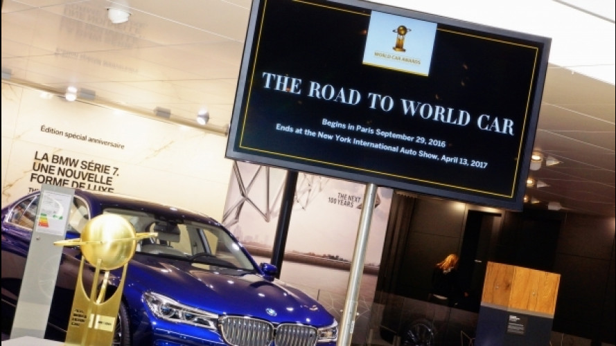 World Car of the Year, ecco le 10 finaliste