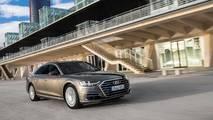 Primera prueba Audi A8 2018