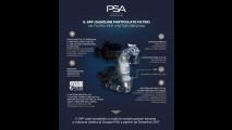 PSA, filtro antiparticolato sui motori a benzina