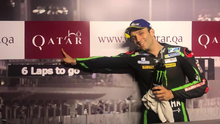 Johann Zarco se lleva la pole de MotoGP en el GP de Qatar