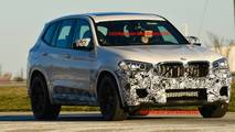 BMW X3 M casus fotoğraf