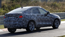2014 BMW X4 spy photo 27.09.2013