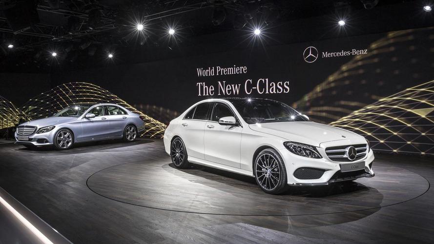 2014 Mercedes C-Class debuts in Detroit