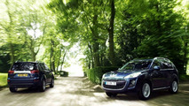 Peugeot 4007 In Depth