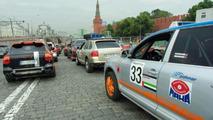 Porsche Transsyberia Rally