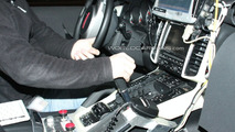 2011 Porsche Cayenne interior spy photo
