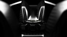 Mystery Lamborghini teaser 3 for 2010 Paris Motor Show 27.09.2010