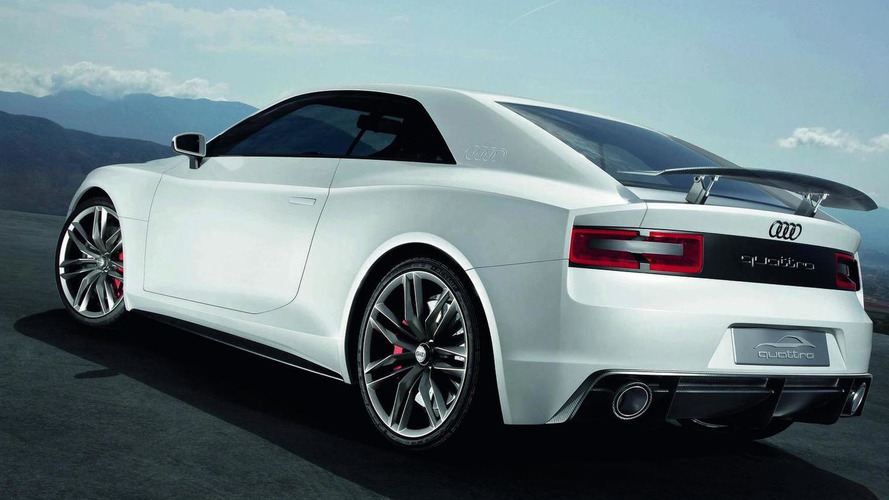 Audi Quattro concept headed for production - report